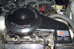 1987 Cadillac DeVille Engine